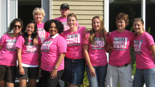 Planned Parenthood: About Us: Volunteer News