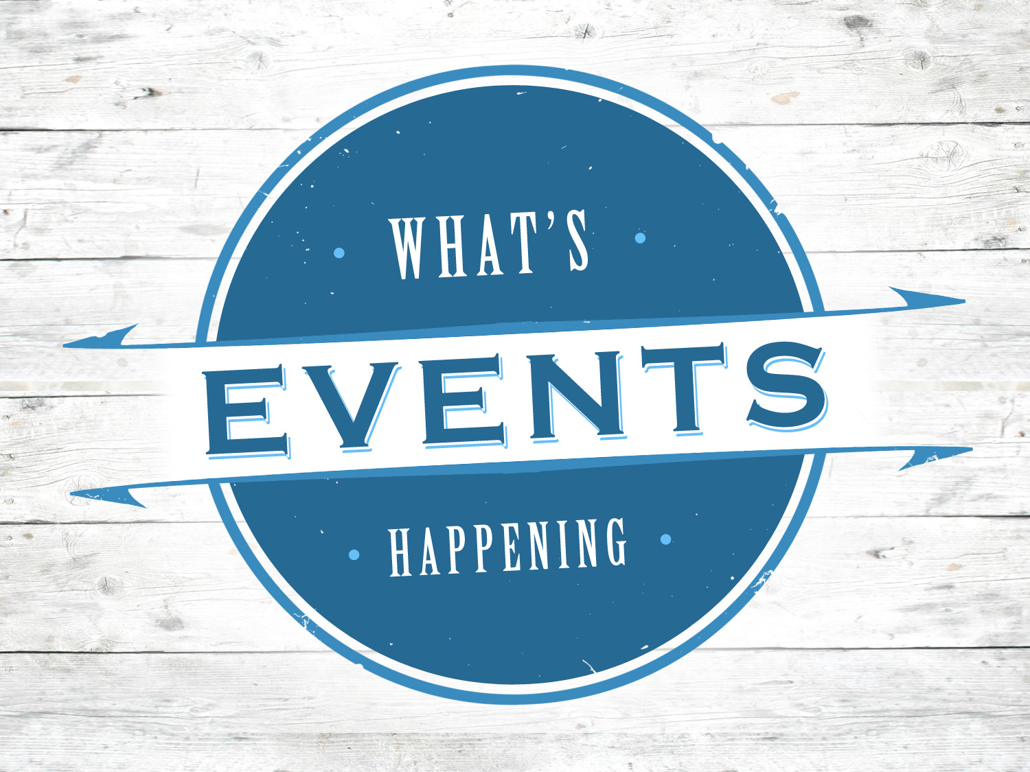 Fall Events and Updates……