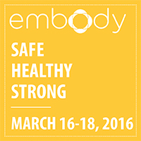 Safe Healthy Strong 2016 conference