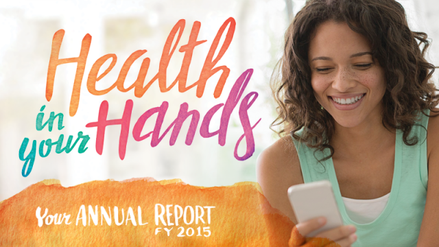 Planned Parenthood Mar Monte 2015 Annual Report