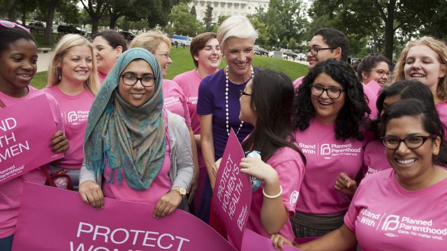 Planned Parenthood About Us: Who We Are: Mission