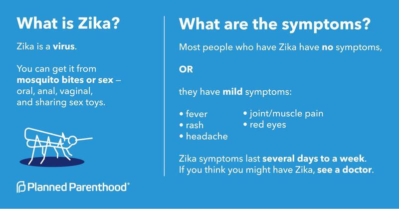 Zika Virus | Planned Parenthood