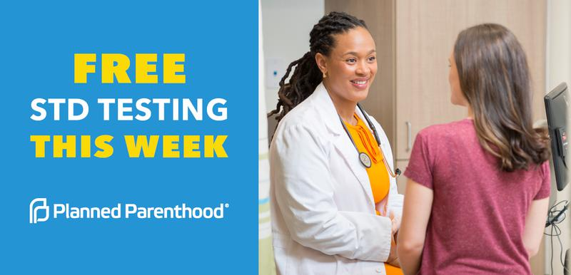 Free Std Testing Planned Parenthood Of Northern Central And