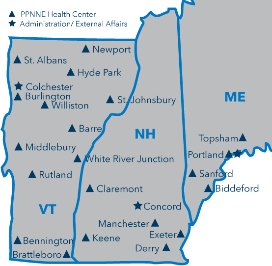 planned parenthood of northern new england is a tax exempt 501 c 3 organization federal id number 03 0222941
