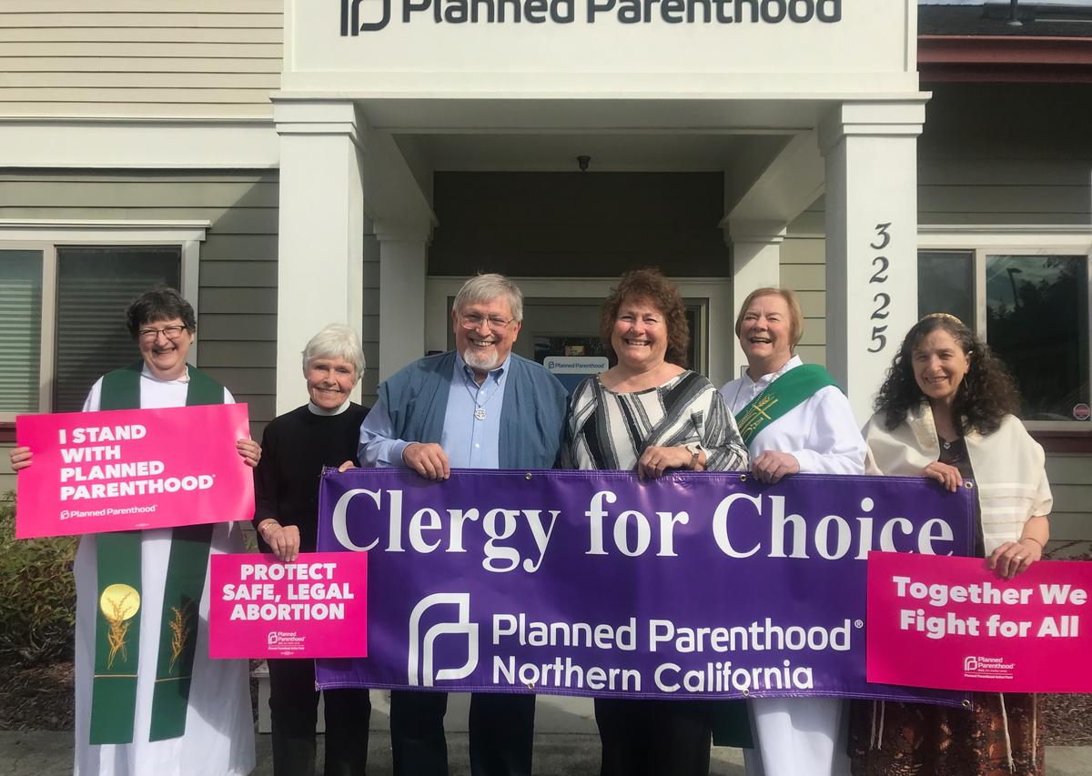 Clergy for Choice | Planned Parenthood Northern California