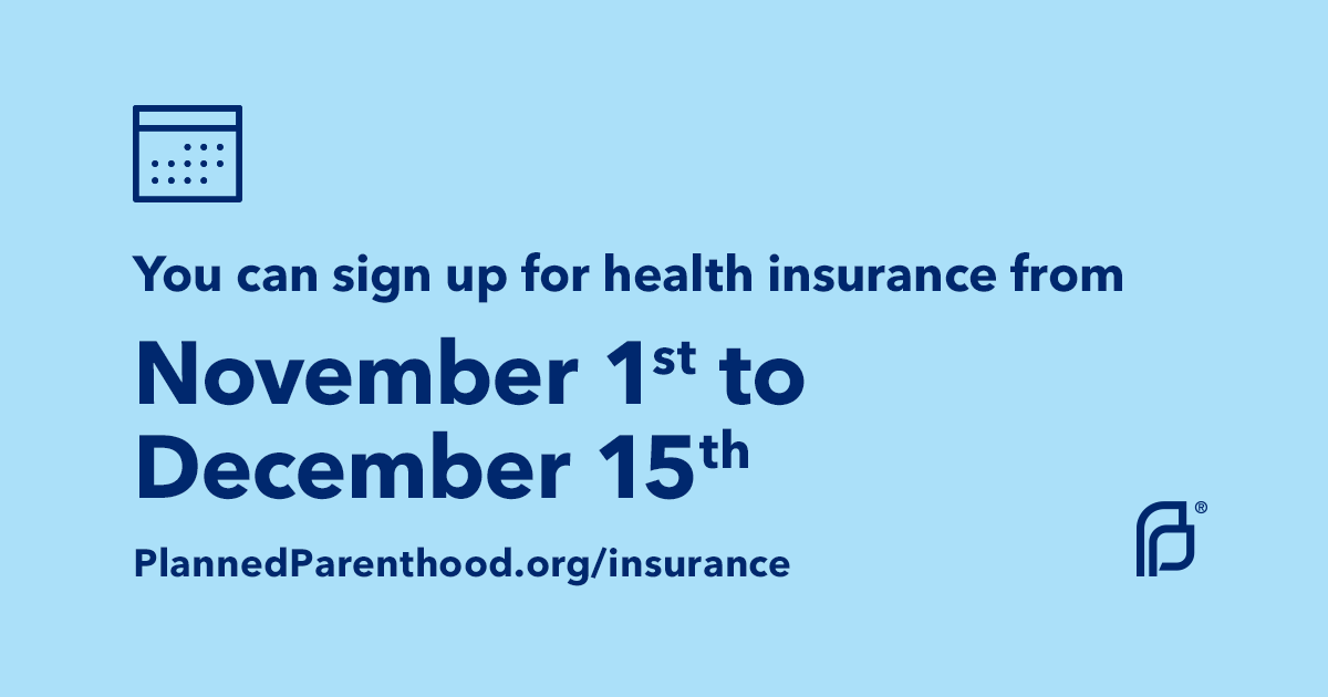 Open Enrollment ends December 15: Get health insurance now ...
